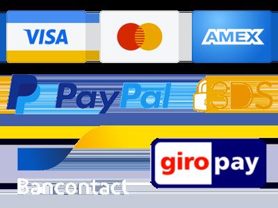 Secured payment on Directos.eu
